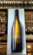 3-D wine bottle